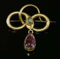 Lot 44 - A Victorian gold