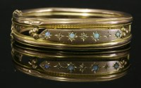 Lot 99 - An Edwardian gold