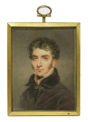 Lot 149-Andrew Robertson (1777-1845) PORTRAIT OF MAJOR GENERAL THE HON. SIR ARTHUR WELLESLEY KCB (LATER 1ST DUKE OF WELLINGTON)