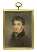 149 - Andrew Robertson (1777-1845) PORTRAIT OF MAJOR GENERAL THE HON. SIR ARTHUR WELLESLEY KCB (LATER 1ST DUKE OF WELLINGTON)