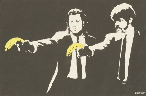1375 - *Banksy (British