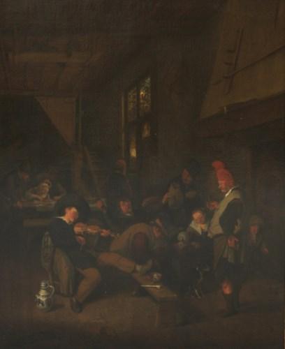 Lot 5 - Cornelis Dusart (Dutch