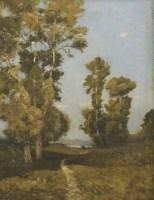 Lot 152 - Henri-Joseph Harpignies (French