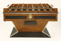 250 - A French Art Deco 'Finale' table football game