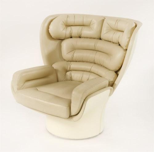 362 - An 'Elda' chair