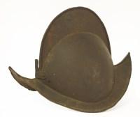 Lot 14-An Italian comb morion helmet