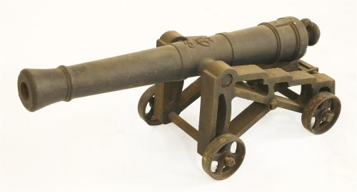 Lot 70-A signal cannon