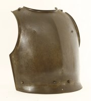 Lot 24-A French cuirassier's breastplate