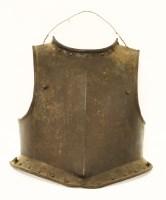 Lot 41-A Cromwellian-type iron breastplate
