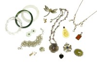 Lot 55C - A collection of costume jewellery