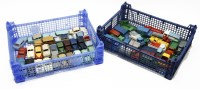 Lot 78 - A collection of unboxed die cast cars