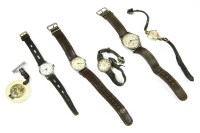 Lot 60 - A collection of wristwatches