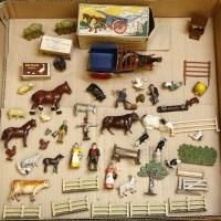 Lot 72 - Britain's lead farm animals
