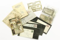 Lot 96 - A rare copy of Dunlop tyres 1898 players electric cards