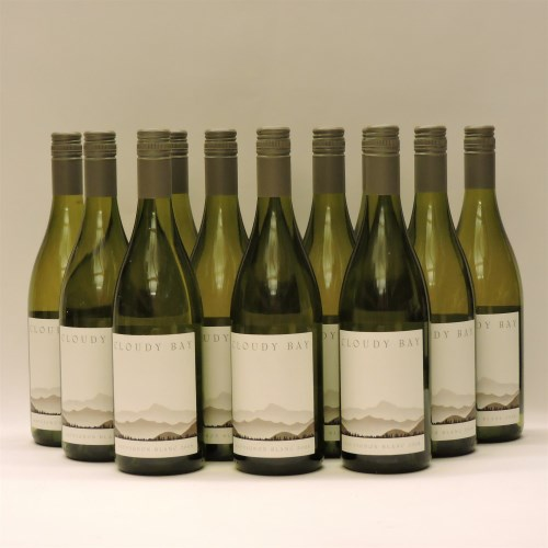 Lot 16-Cloudy Bay Sauvignon Blanc
