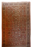 Lot 319-A Mahal carpet