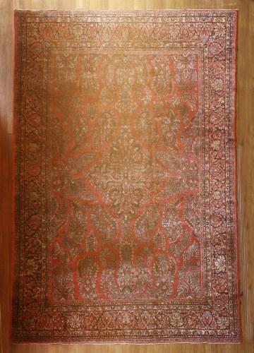 Lot 321-A Sarouk carpet