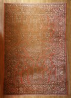 Lot 321-A Sarouk carpet