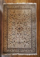 Lot 323-A modern Isfahan carpet