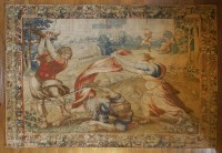 Lot 313-A Brussels mythological tapestry