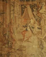 Lot 316-A Florentine allegorical tapestry