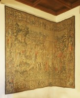 Lot 311-A Flemish tapestry