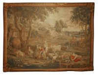 Lot 318-A Brussels tapestry