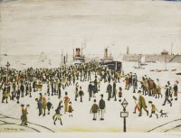 Lot 69 - *After L S Lowry (British