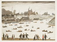 Lot 68 - *After L S Lowry (British