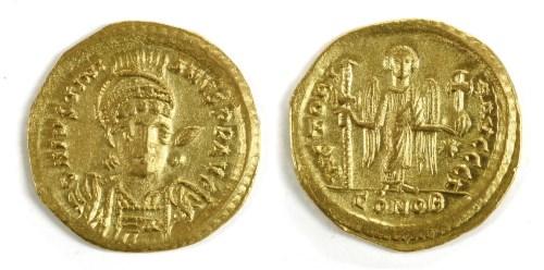 Lot 11-Ancient coins