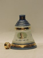Lot 640-Bell's Porcelain Decanter