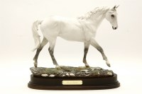 Lot 631-A Royal Doulton figure Desert Orchid limited edition 2228/7500