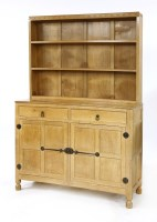 109 - A Robert 'Mouseman' Thompson oak dresser