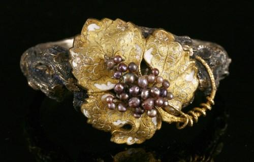 Lot 30-A Victorian silver