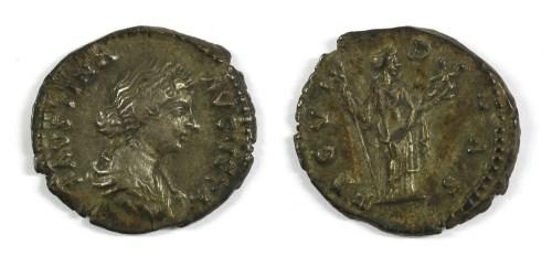 Lot 3-Ancient coins