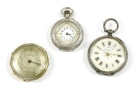Lot 47-Three small watches