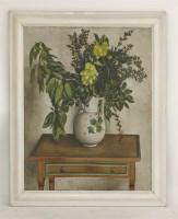 Lot 1000-*John Aldridge RA (1905-1983) EVERGREENS