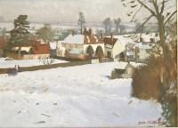 Lot 1002-*John Aldridge RA (1905-1983)  'GREAT BARDFIELD