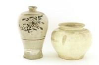 Lot 1035-A Chinese pot