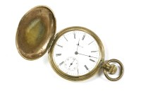 Lot 43-An Elgin Hunter pocket watch