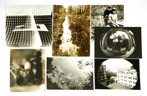 1142 - A group of seven black and white photographs by Alexander Lavrentiev