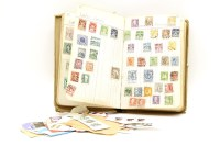Lot 85A - A collection of British world stamps