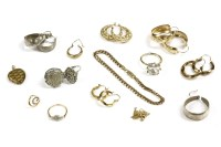 Lot 67 - Assorted jewellery and wristwatches