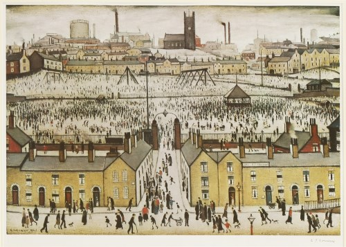 Lot 91-*After L S Lowry (British