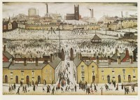 91 - *After L S Lowry (British
