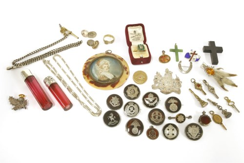 Lot 64-A collection of miscellaneous items