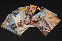 Lot 122 - Meccano Magazine 1952-1959