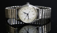 Lot 4 - A gentlemen's stainless steel Rolex mechanical watch
