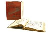 Lot 107 - A Schaubech Kabe Marken album