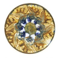 Lot 250-A Royal Doulton stoneware charger